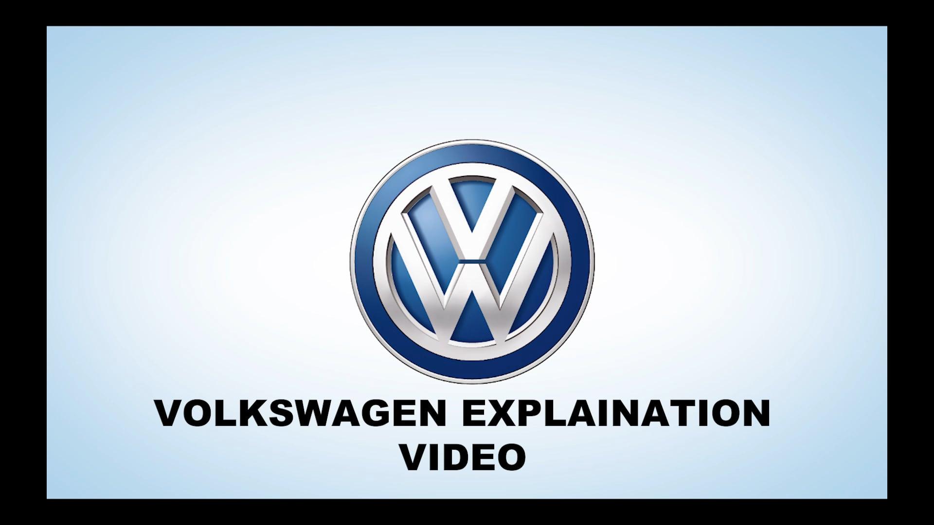 GRAPHICS: VW Explaination Video - no Preview