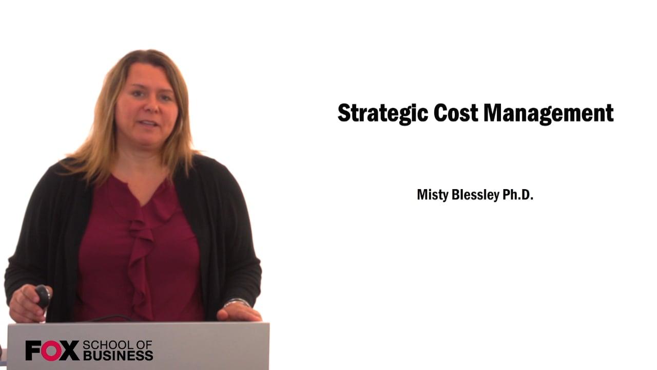 59792Strategic Cost Management