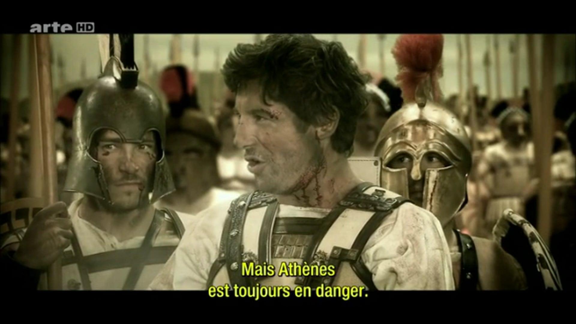 Au nom d'Athènes - Miltiade (Marc Duret)