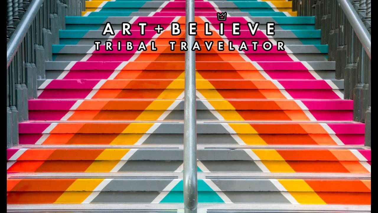 Art+Believe in Surrey Street, Croydon
