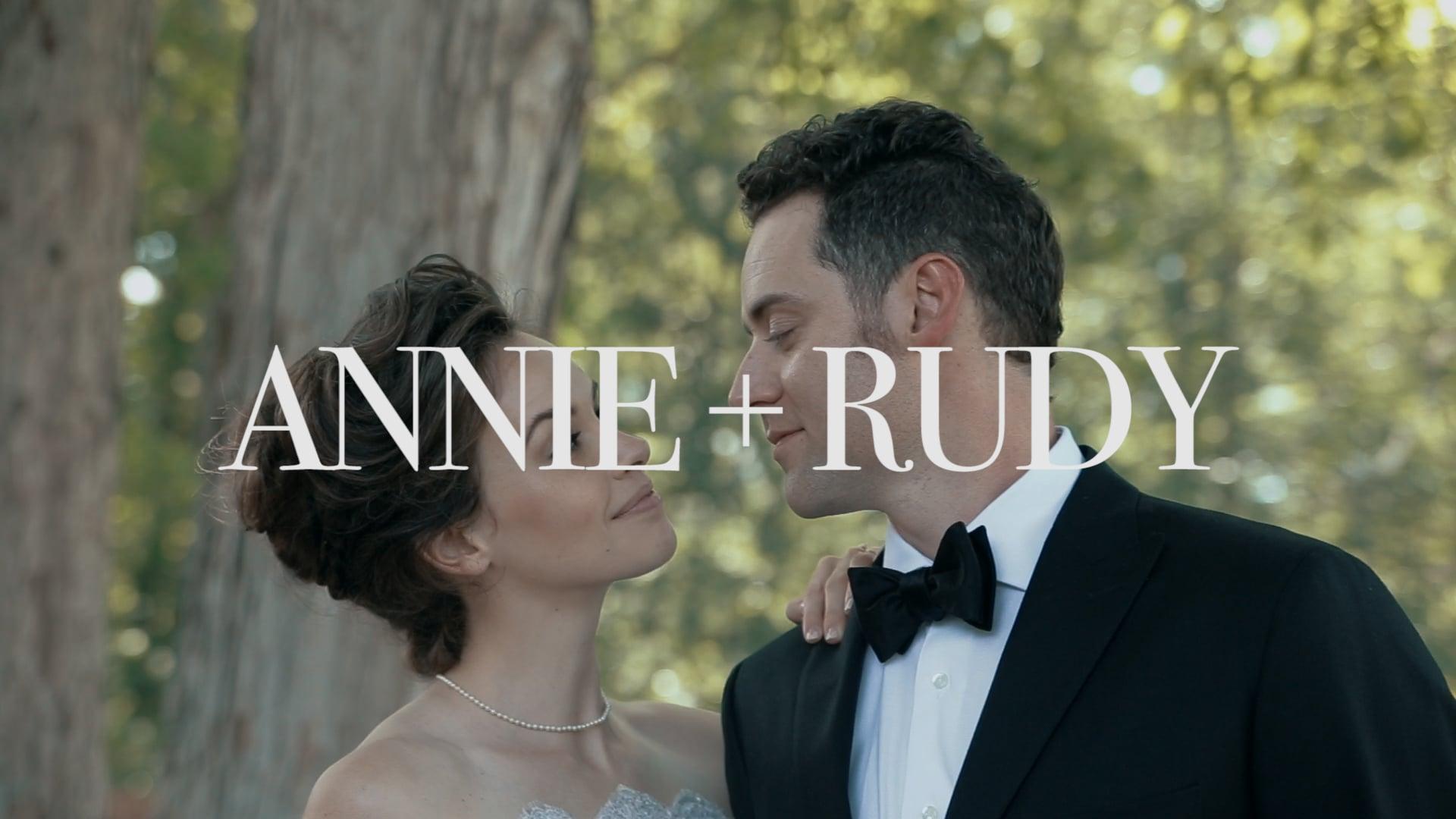Annie x Rudy // Highlight