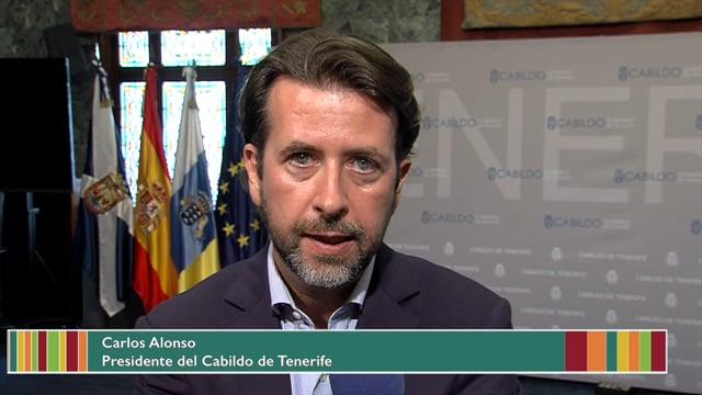 2017-06-27 Firma del convenio Tenerife en Verde+2017 con 8 ayuntamientos y la Federación - VIDEONOTA