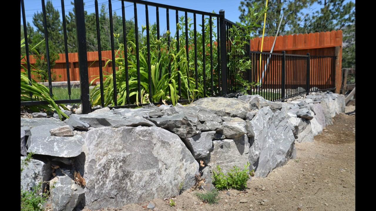 Backyard Makeover!  Gail Willey Landscaping