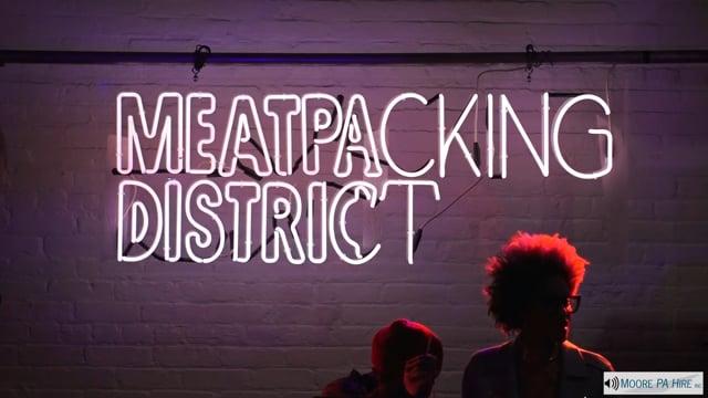 Meatpacking Vendor Showcase