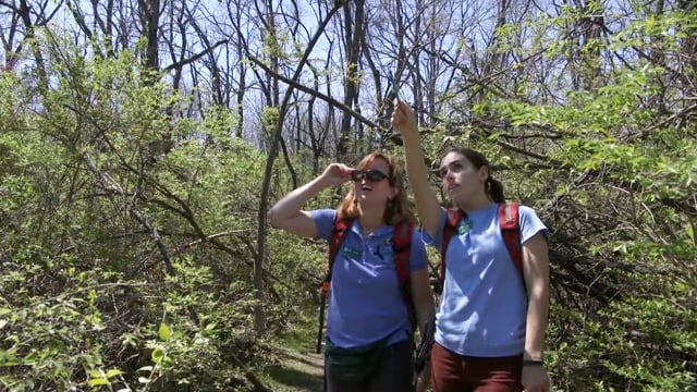Leslie Science & Nature Center - Behind the Scenes