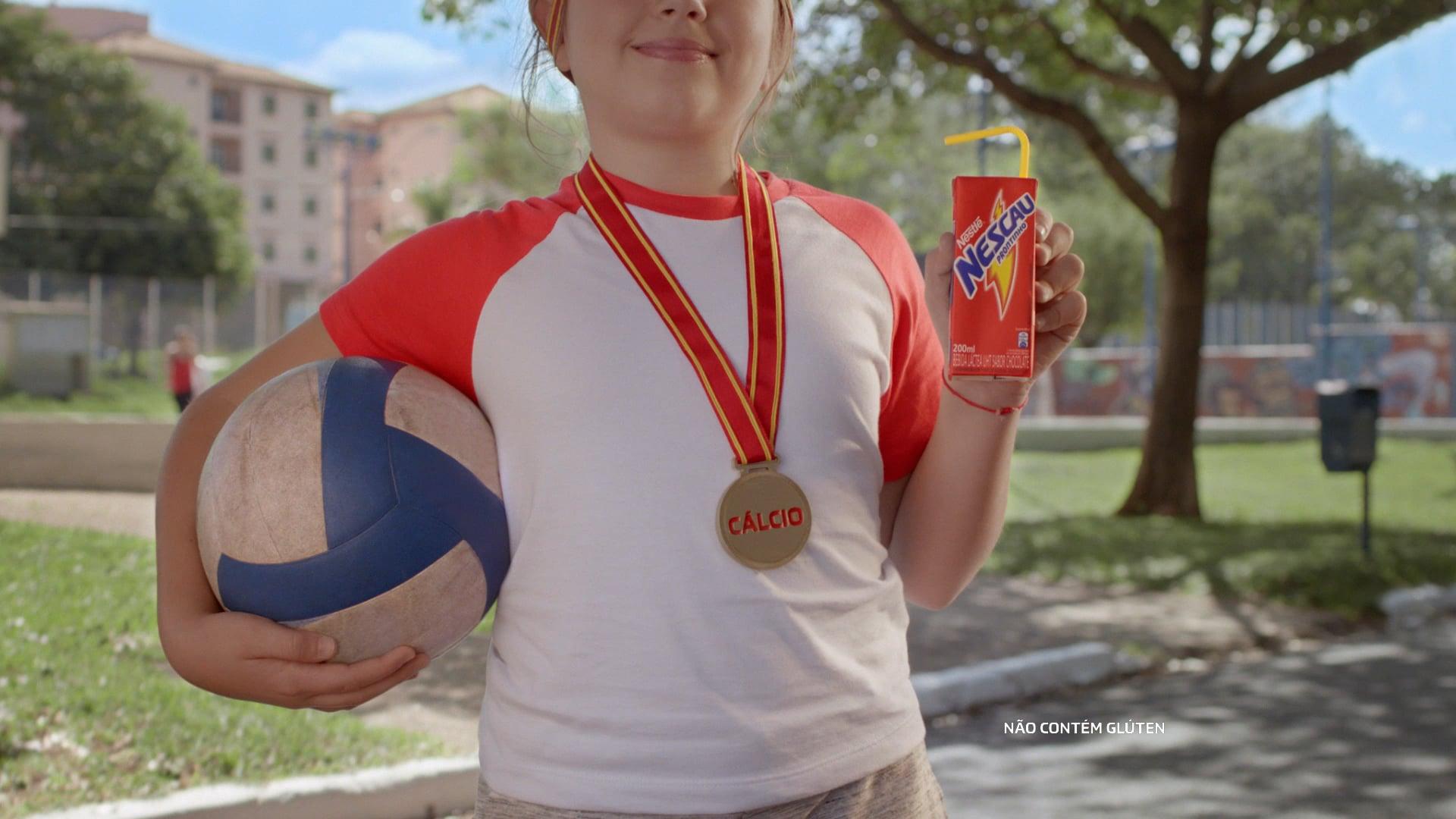 Nestle Nescau Medal
