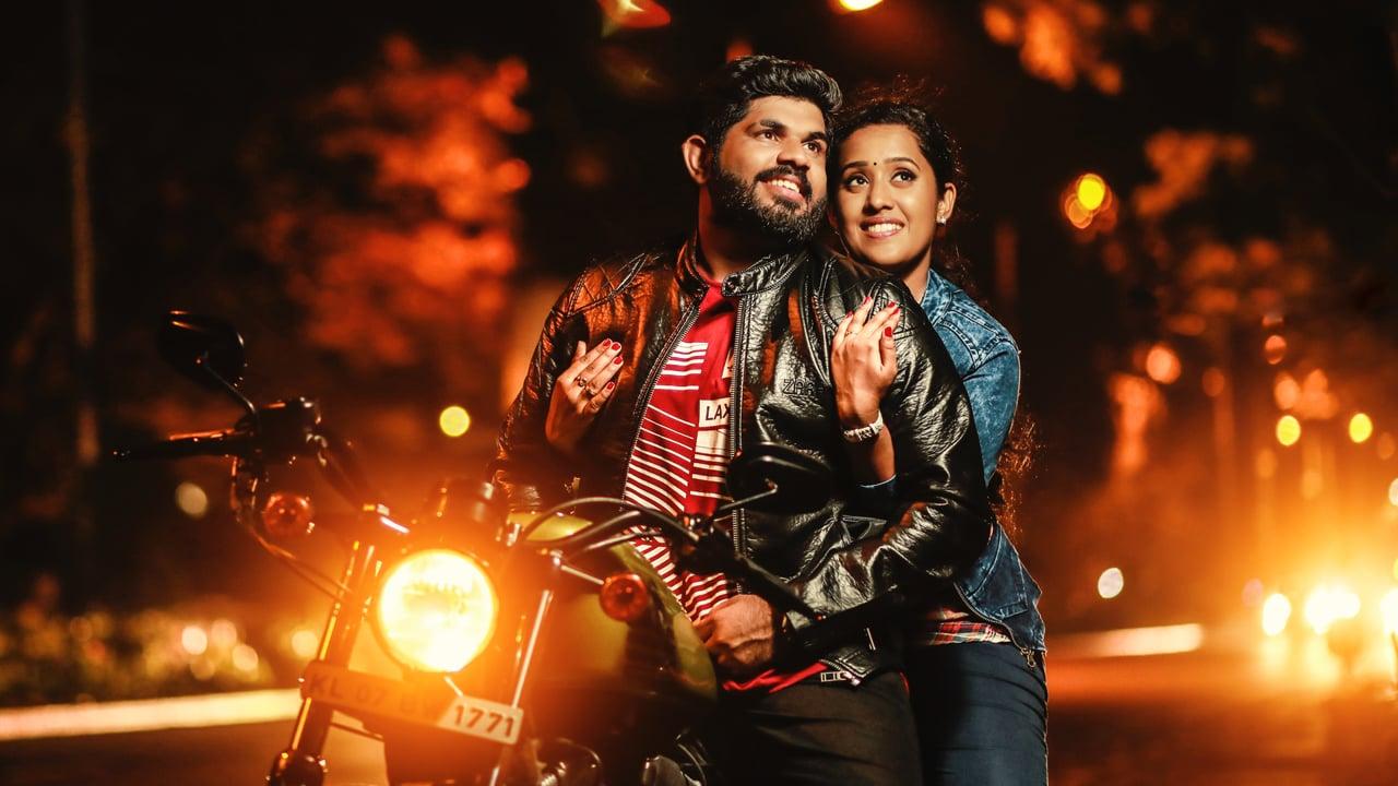 Cinematic Post wedding Video Vishnu+Meenu