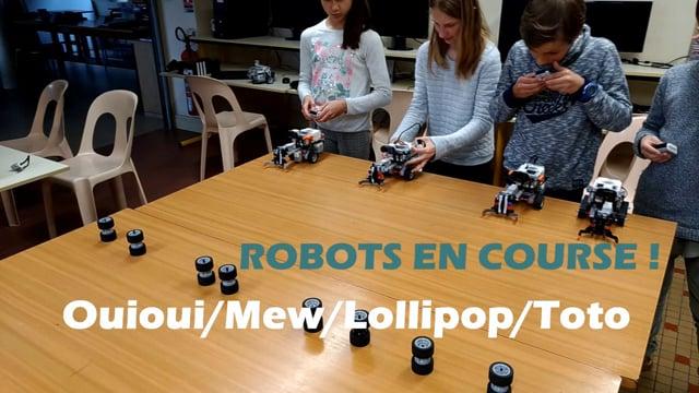 Robotique 2016-2017 - ROV3R GRABBER