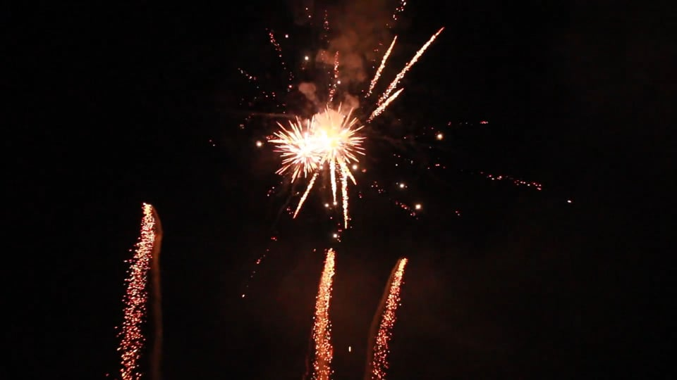 2017.06.24 Halmajugra tűzijáték videó