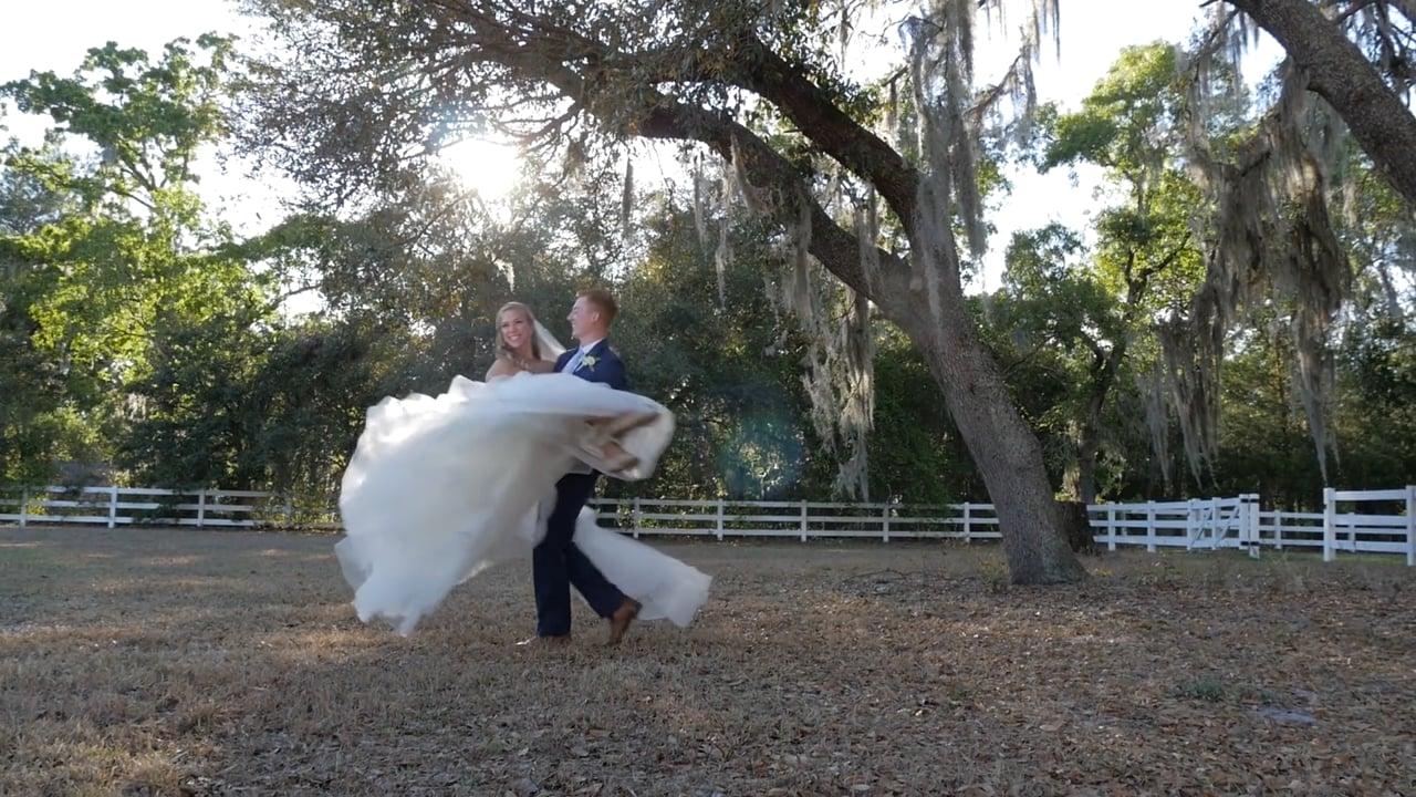 Brandon and Rebecca Wedding Highlight Video