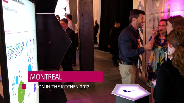 Vision in the Kitchen 2017