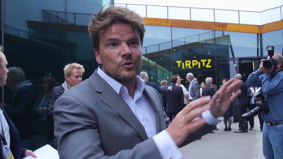 Tirpitz Museum - Video News Release