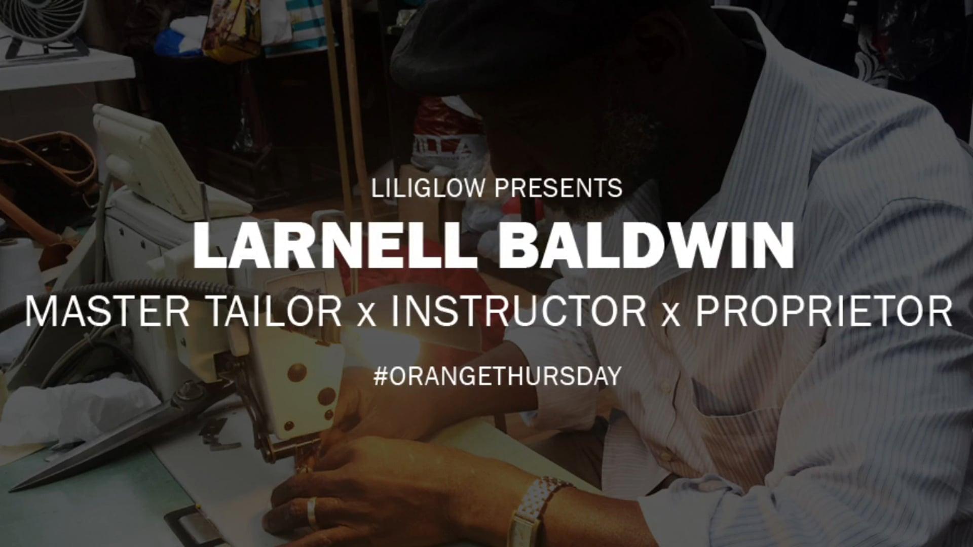 Meet Larnell Baldwin | Orange Thursday