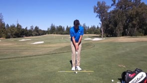 Finesse Wedge Set Up
