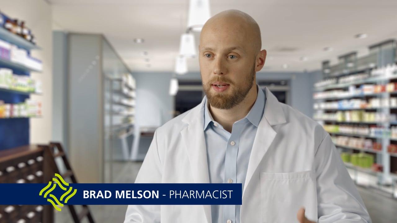 Brad Melson – Pharmacist