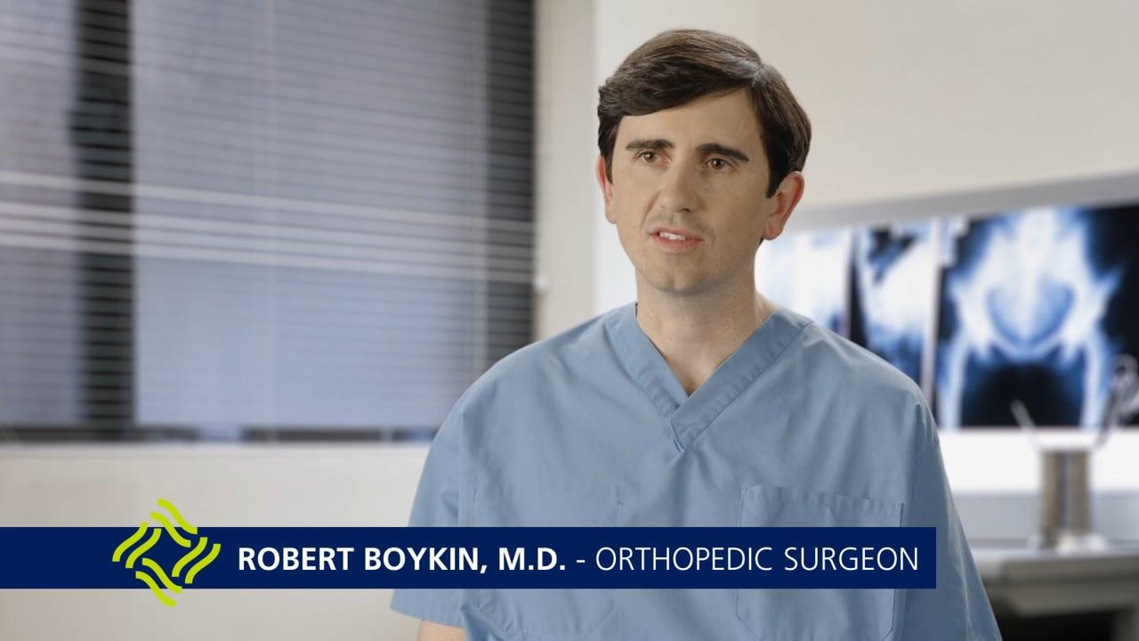 Dr. Robert Boykin