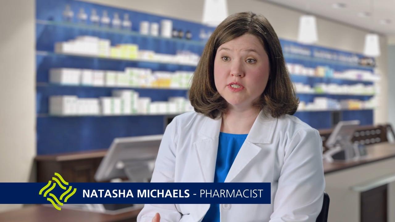 Natasha Michaels – Pharmacist