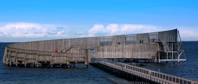 Kastrup Sea Bath On a Friday