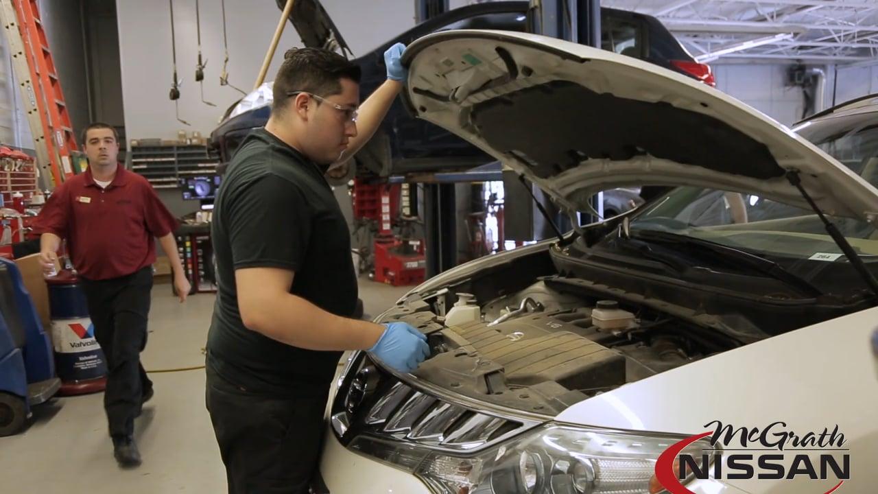 McGrath Nissan - Why Service?