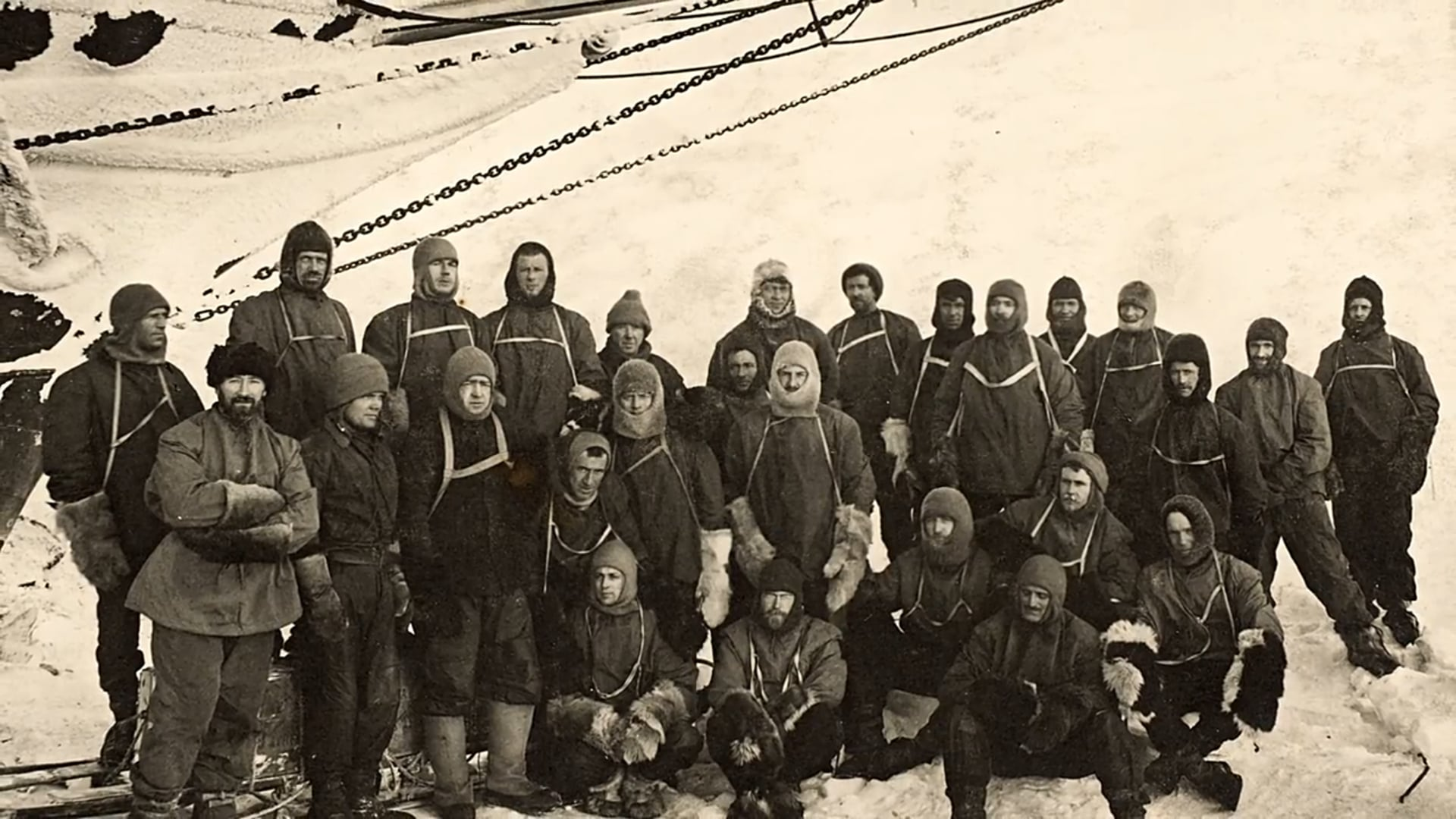 [Hyundai Motor]Shackleton's Return