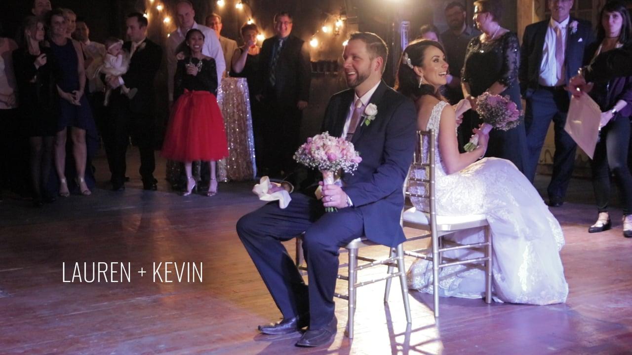 lauren + kevin | highlight reel