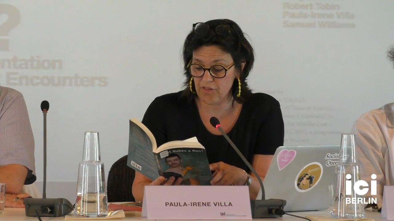 Talk by Paula-Irene Villa (Panel II)