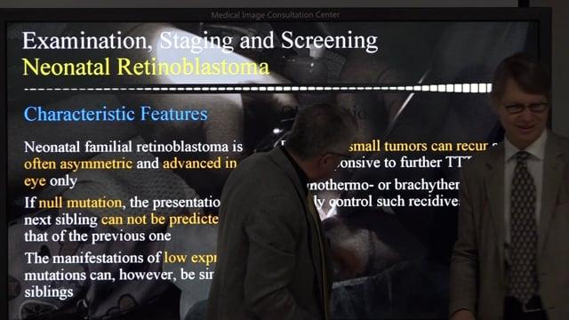Retinoblastoma: Neonatal Disease - Dr. Tero Kivela