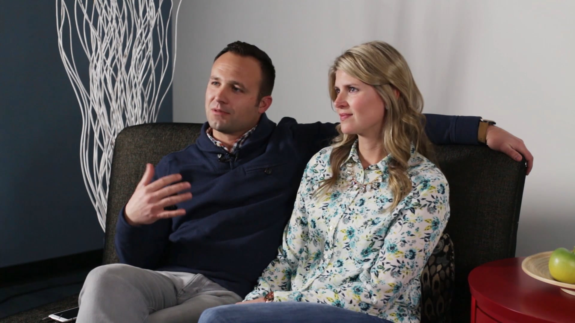 Ron & Erin's Interview