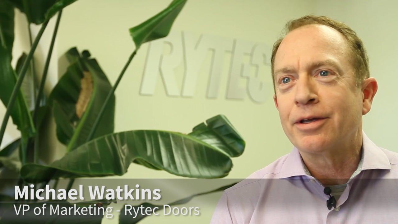 How Our Customers Feel About Win-Win Videos - Michael Watkins, VP Marketing, Rytec Doors