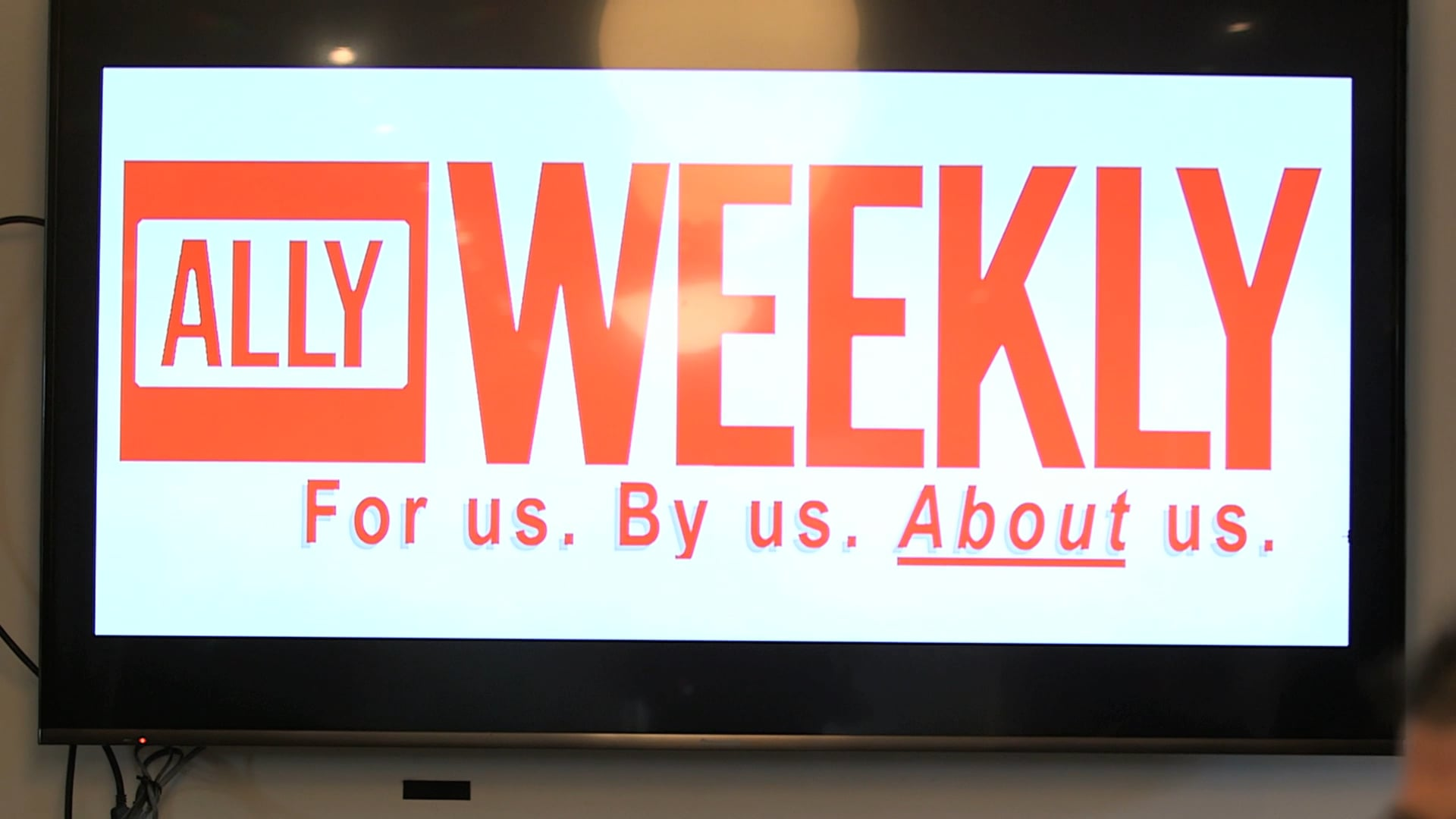 ALLY WEEKLY