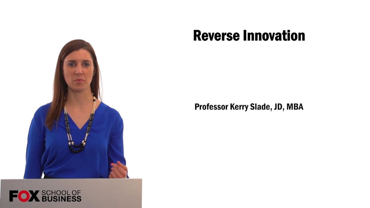 61542Reverse Innovation