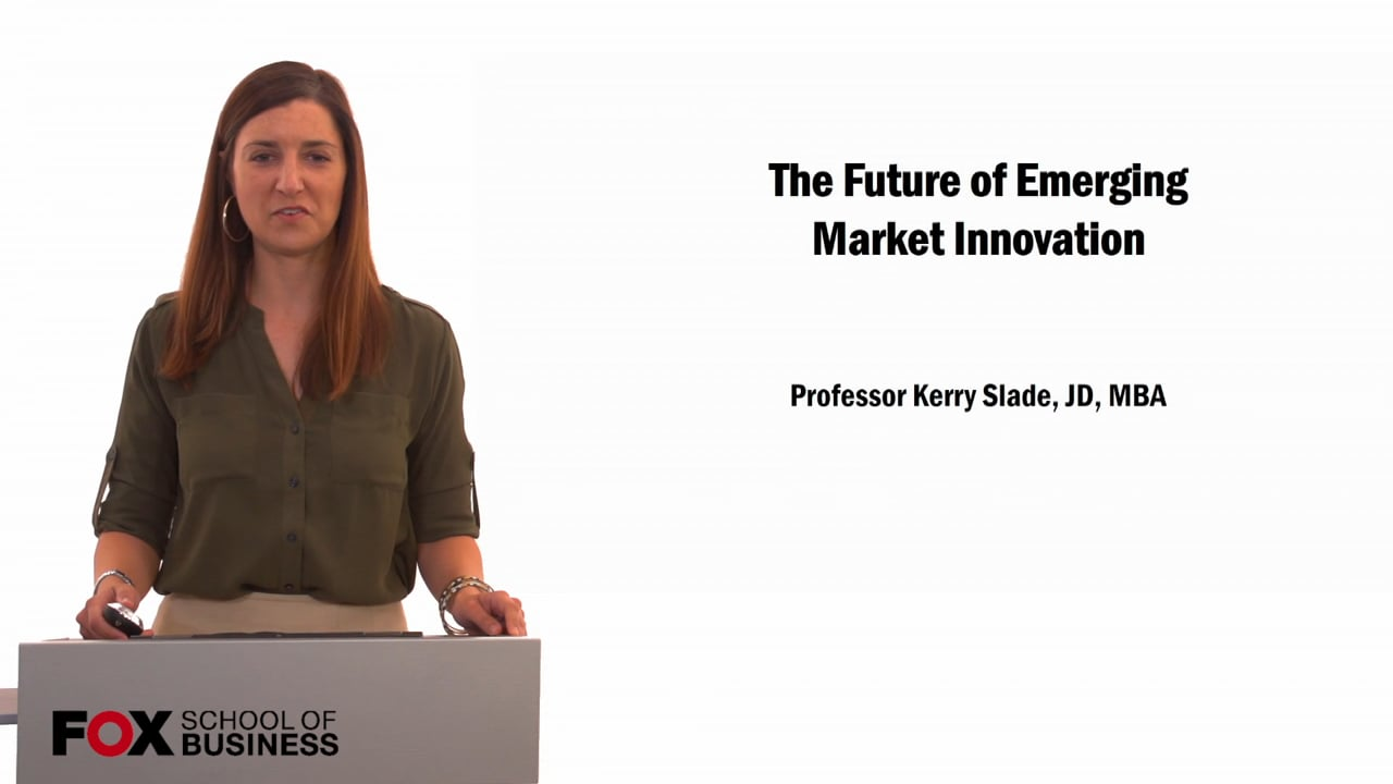 61545The Future of Emerging Market Innovation
