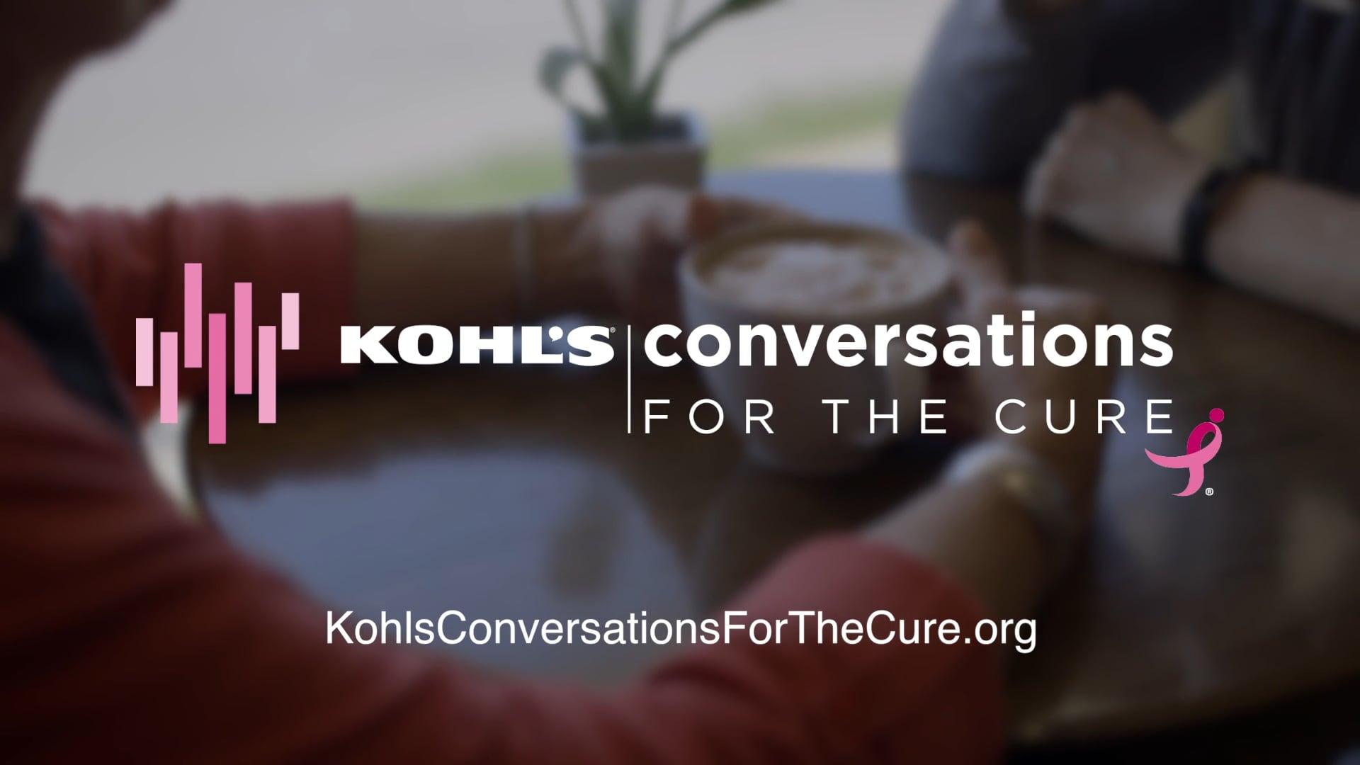 Susan G. Komen Conversation