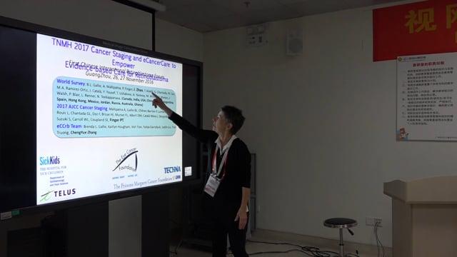 Retinoblastoma: 1 Retinoblastoma World Map, Meeting, and Need for TNMH Staging - Dr. Brenda Gallie