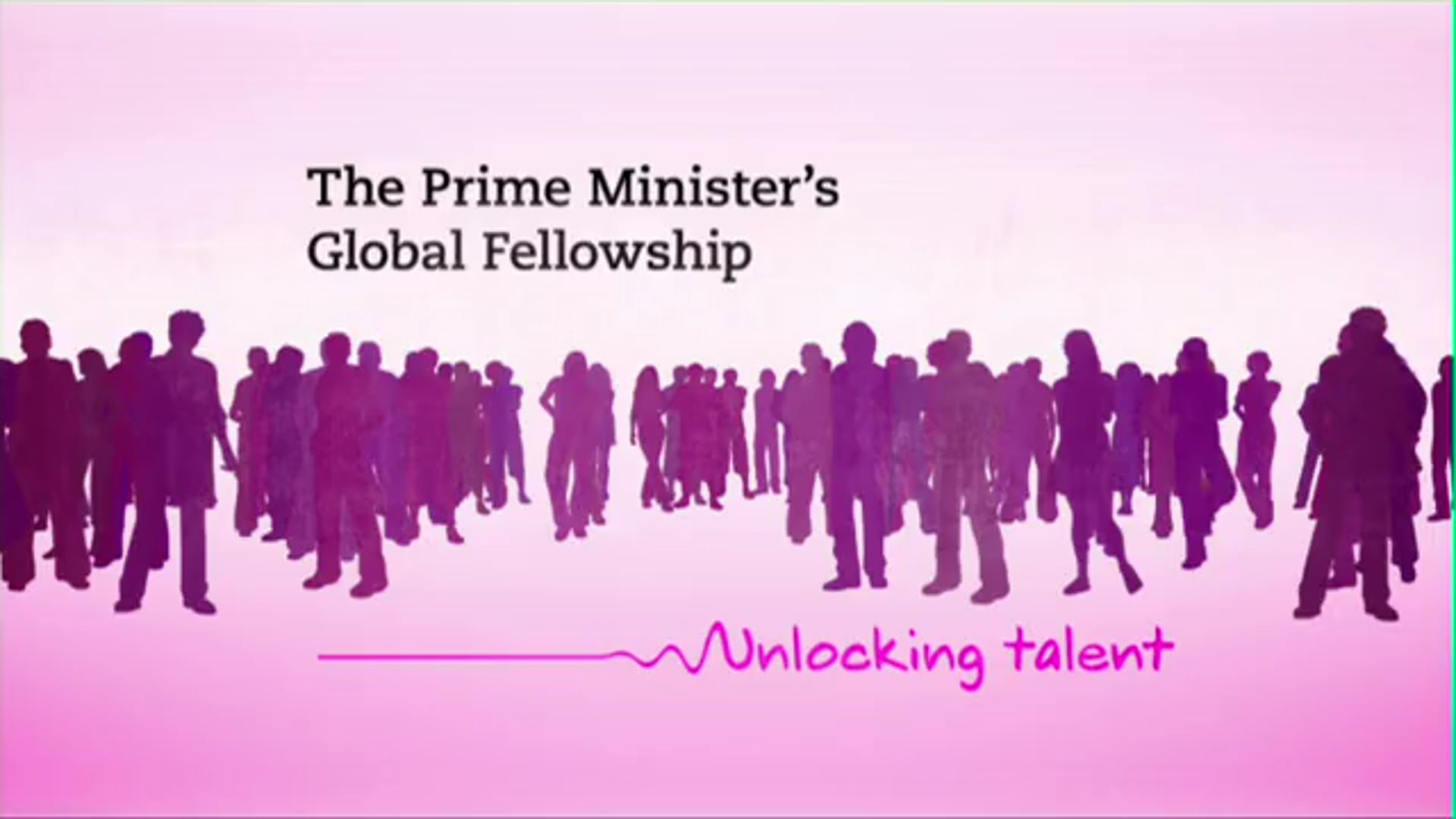 The Prime Minister's Global Fellowship