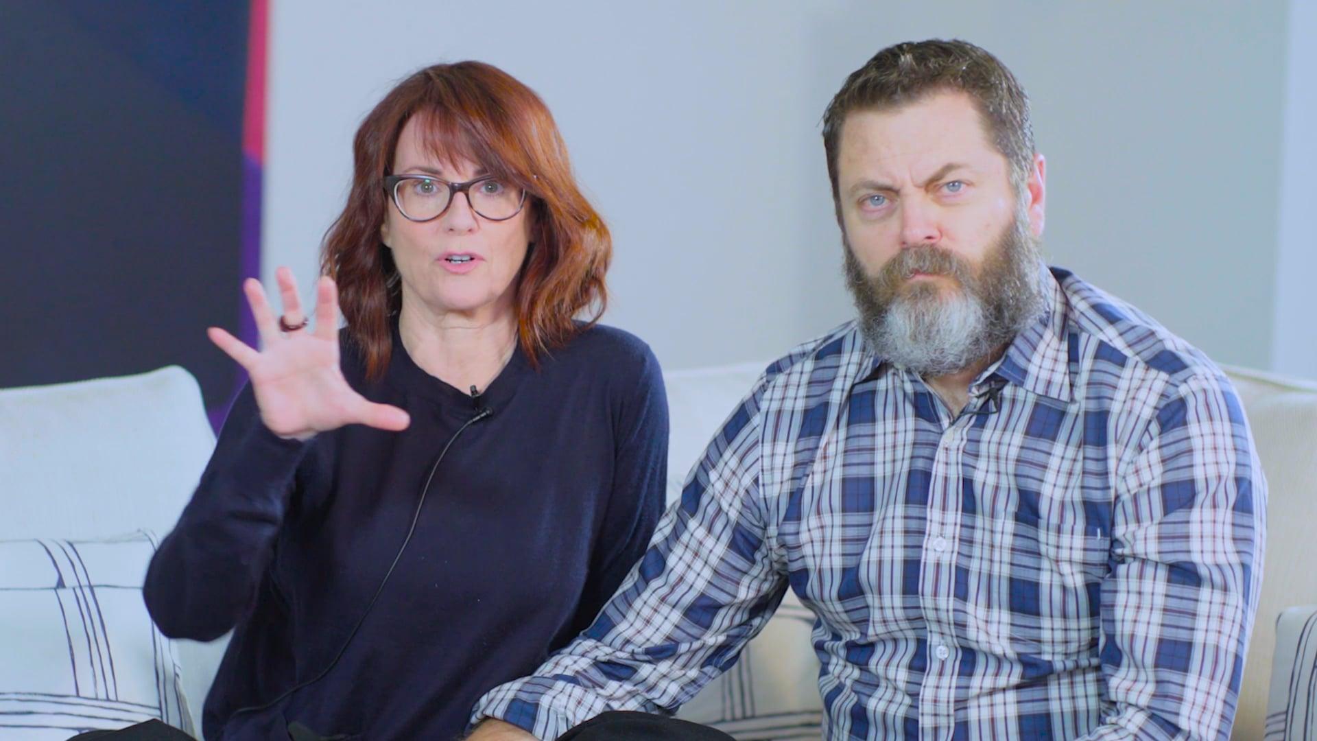 Rory Barish Testimonial | Megan & Nick