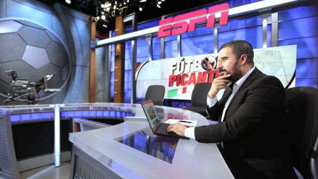 """ESPN - DOMINO'S """"Alvaro Morales"""" Spot TV 40 seg."""