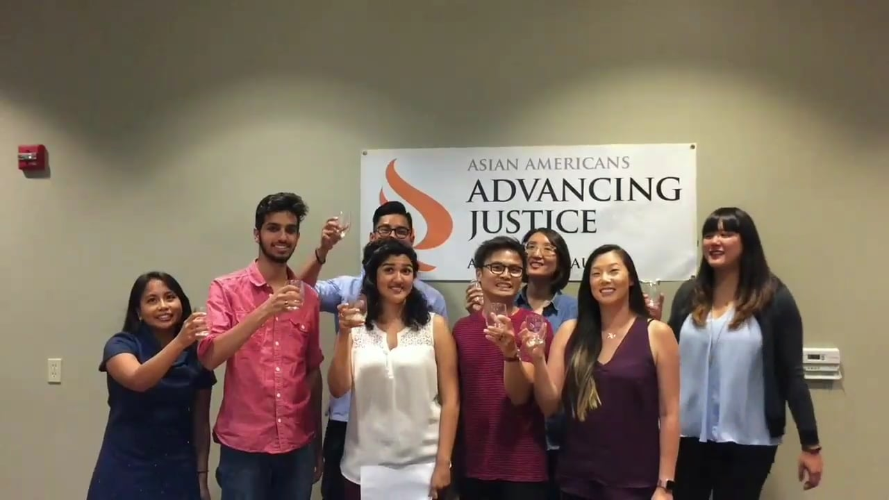 Advancing Justice - Asian Law Caucus #Ham4All Challenge