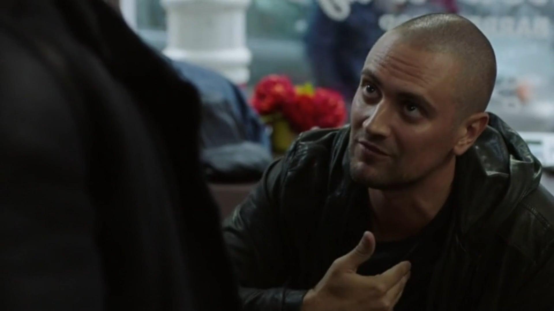 Aleksandar Popovic as Petar in POWER - Season 4