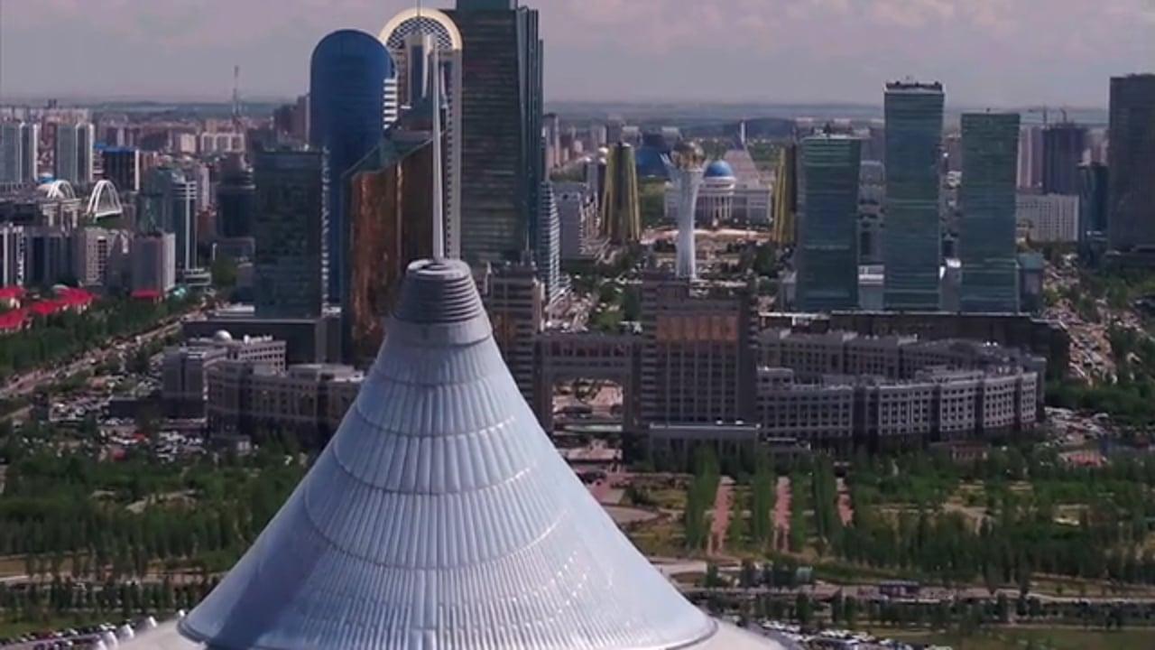 Embarquement: Kazakhstan - Astana