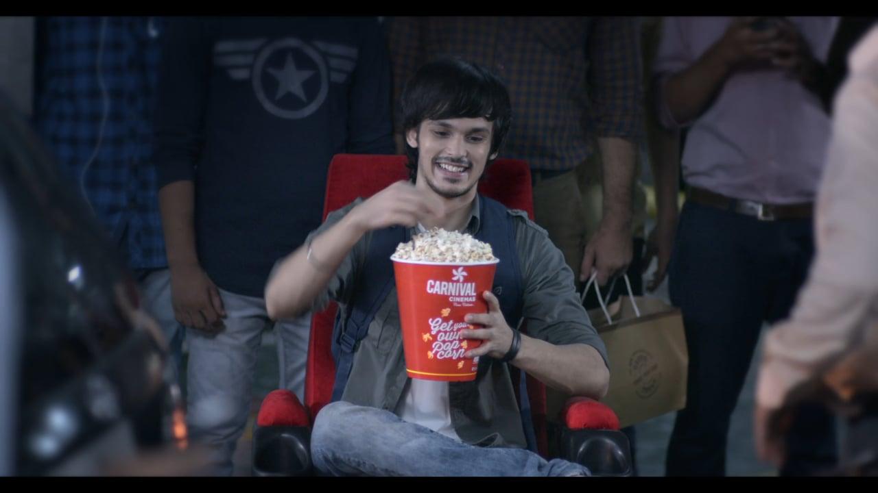 Promo   Carnival Cinema- 'Road Rage'