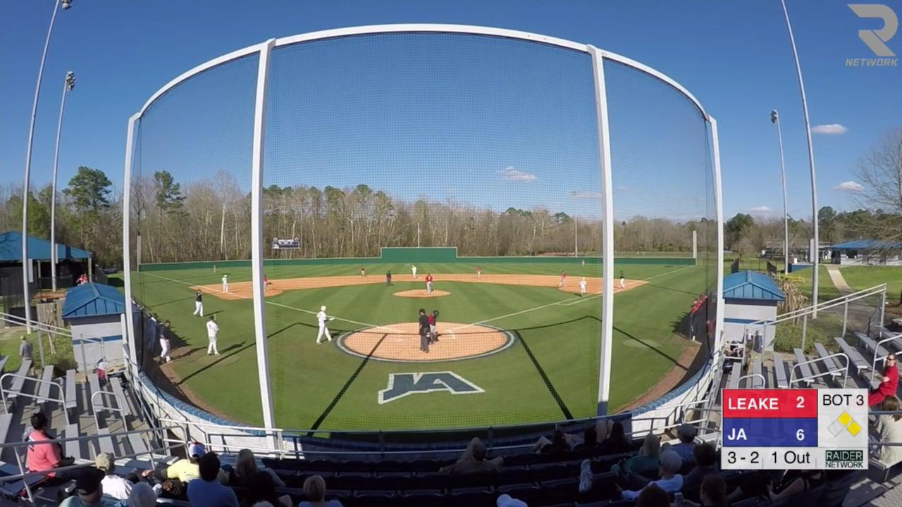 Varsity Baseball-02.23.17-Leake Academy-P2