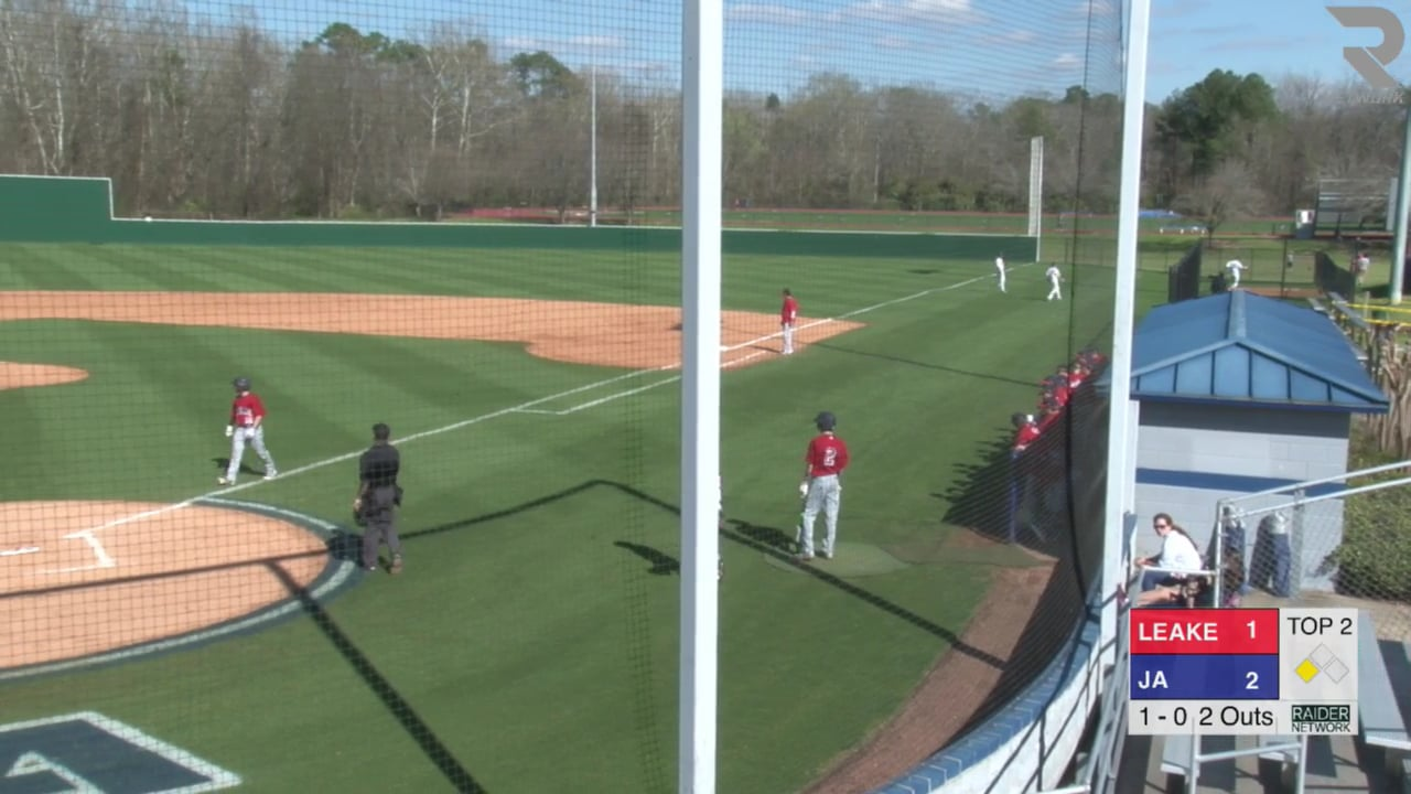 Varsity Baseball-02.23.17-Leake Academy-P1