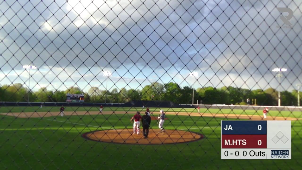 Varsity Baseball-04.06.17-Magnolia Heights-Game 2