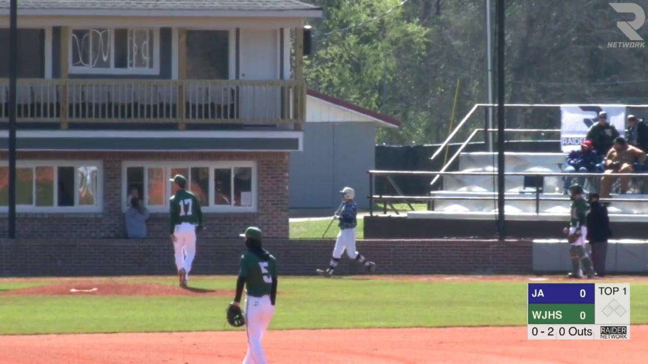 Varsity Baseball-03.15.17-West Jones