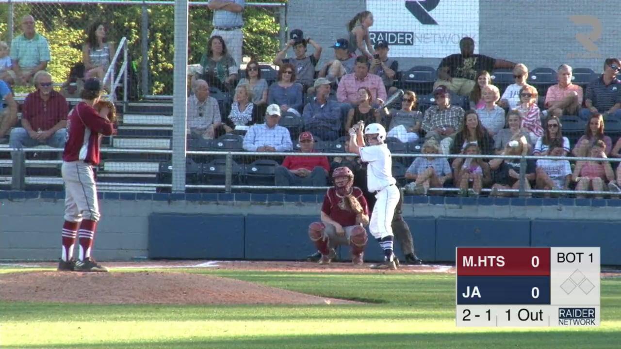 Varsity Baseball-04.04.17-Magnolia Heights