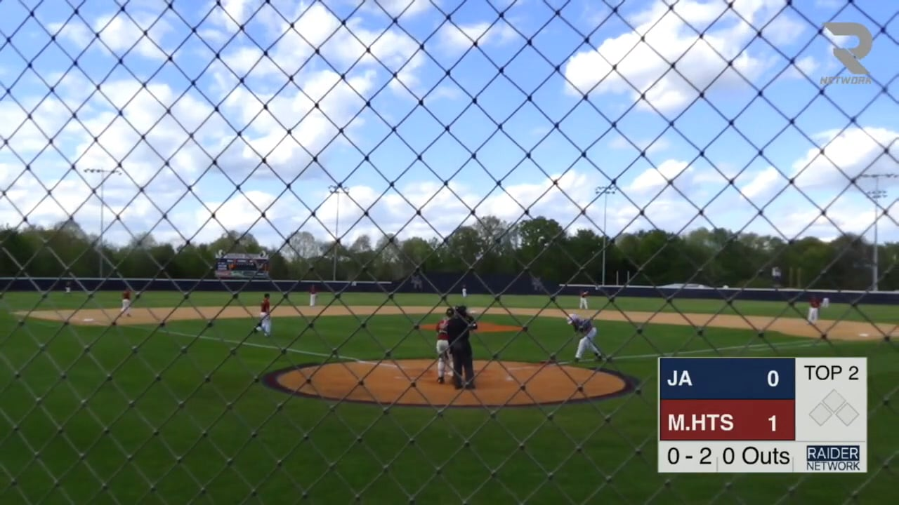 Varsity Baseball-04.06.17-Magnolia Heights-Game 1