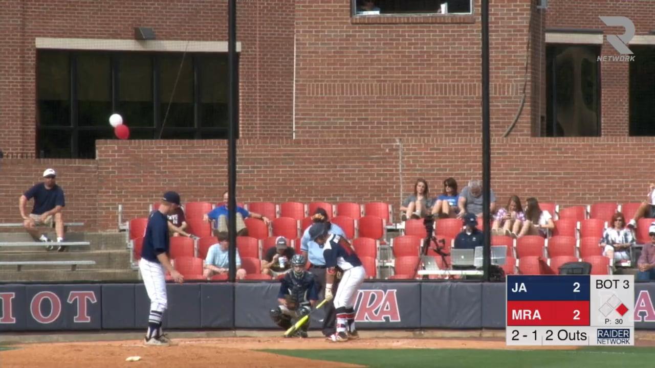 Varsity Baseball-04.13.17-MRA-Game 1