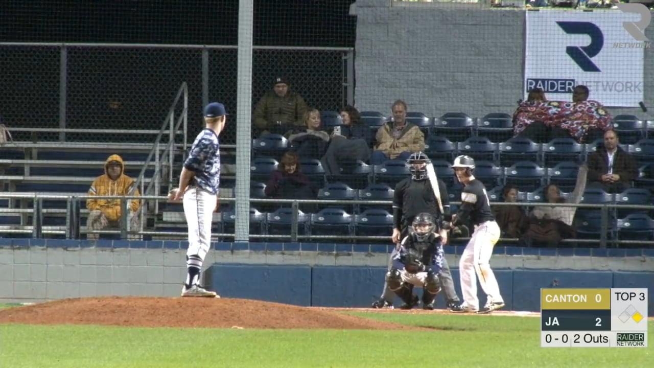 Varsity Baseball-02.16.18-Canton DH 2