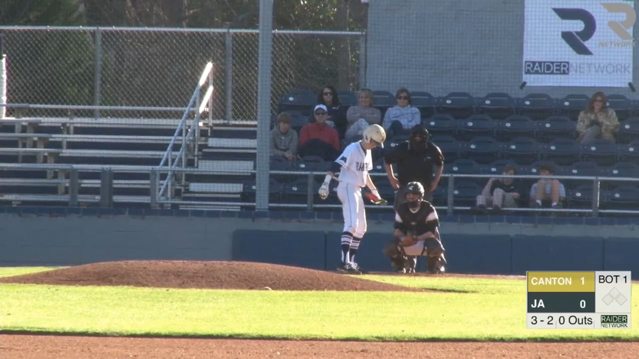 Varsity Baseball-02.16.18-Canton DH 1